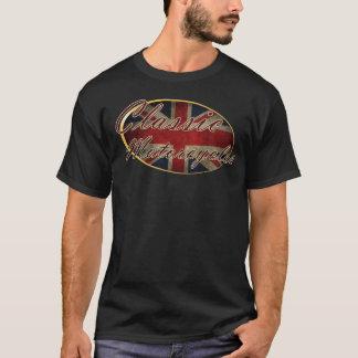 Camiseta Motocicletas clássicas BRITÂNICAS