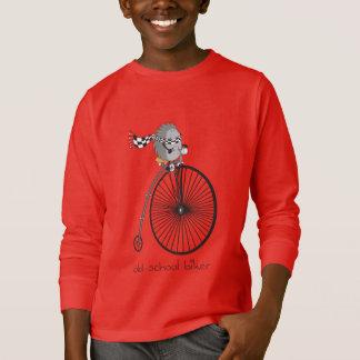 Camiseta Motociclista da velha escola