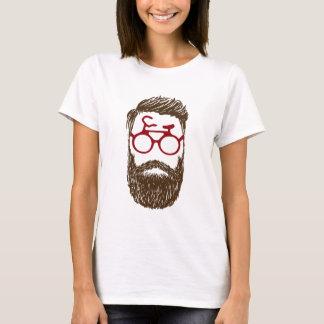 Camiseta Motociclista do hipster