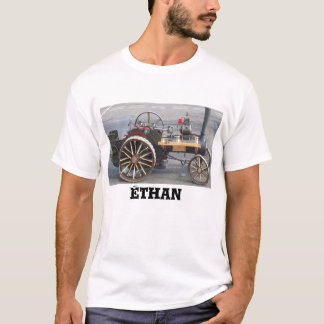 Camiseta Motor de tração de Burrell
