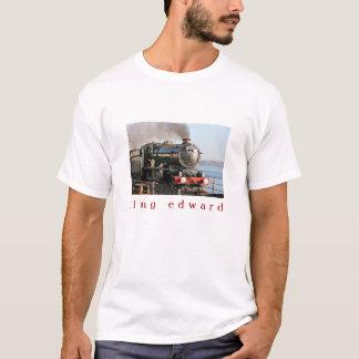 Camiseta Motor de vapor do rei Edward 1