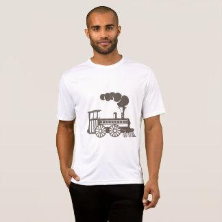 Camiseta Motor do trem