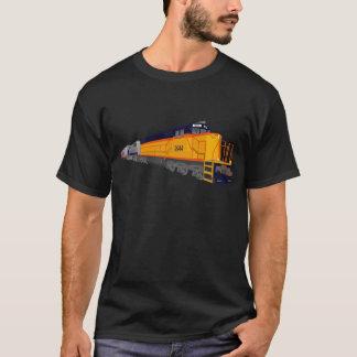 Camiseta Motor do trem: Esquema de cores clássico:
