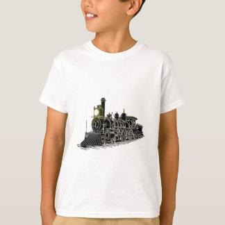 Camiseta Motor preto