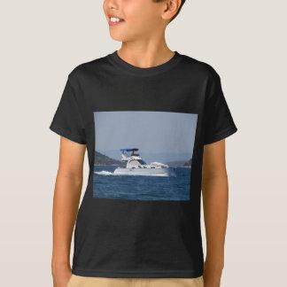 Camiseta Motorboat pequeno atrativo