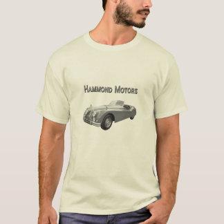 Camiseta Motores de Hammond