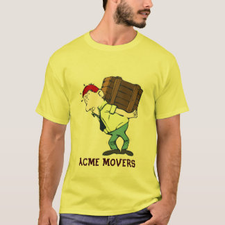 CAMISETA MOTORES DO ACME