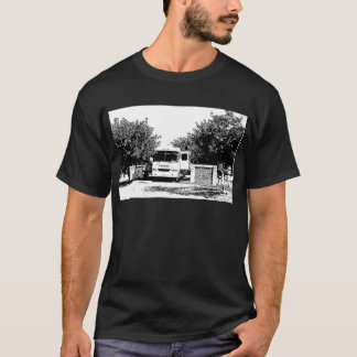 Camiseta Motorhome no parque do rv