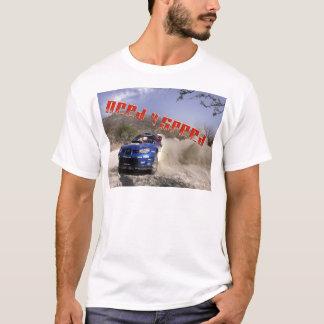 Camiseta Motorista de carro de corridas de Tyler