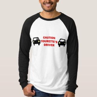 Camiseta Motorista de Tourettes