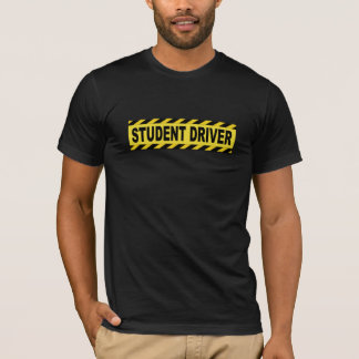 Camiseta Motorista do estudante