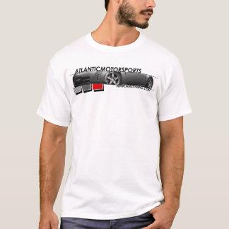 Camiseta Motorsports do AMS EUA Atlântico