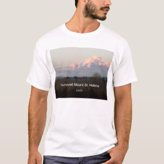 Camiseta Mount Saint Helens