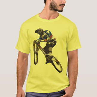 Camiseta Mountain Bike jérsei