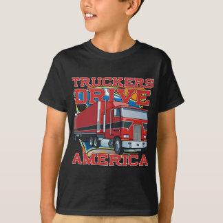 Camiseta Movimentação América dos camionistas