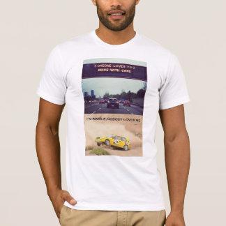 Camiseta Movimentação com cuidado