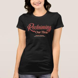 Camiseta Movimento da convenção das mulheres - t-shirt de