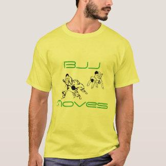 Camiseta Movimentos de BJJ