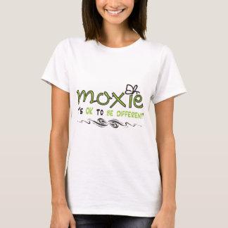 Camiseta Moxie - é APROVADO SER DIFERENTE!