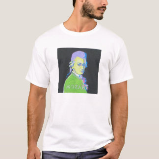Camiseta mozart