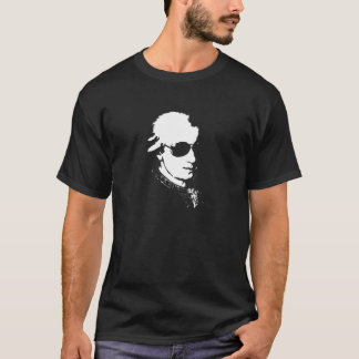 Camiseta Mozart legal