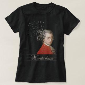 Camiseta Mozart - Wunderkind