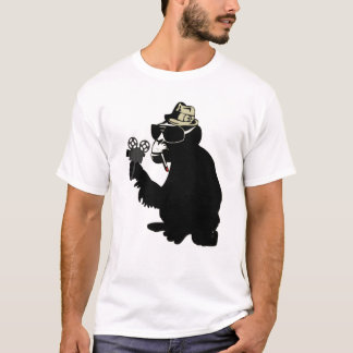 Camiseta mr. brainwash monkey
