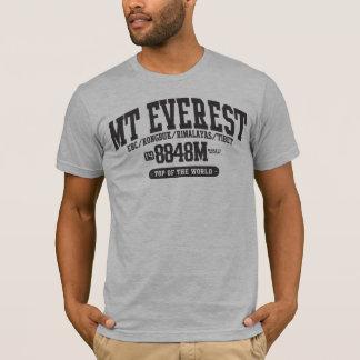 Camiseta Mt Everest