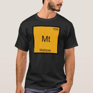 Camiseta Mt - T engraçado do símbolo do elemento da química