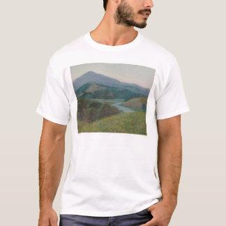 Camiseta Mt. Tamalpais da angra de Corte Madera (1153)