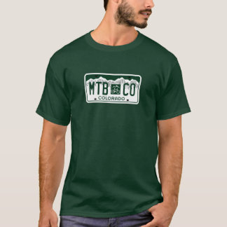 Camiseta MTB Colorado