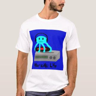 Camiseta MU-zak: Vida