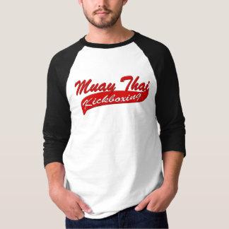 Camiseta Muay Kickboxing tailandês