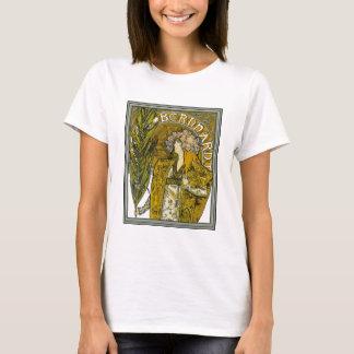 Camiseta Mucha - Sarah Bernhardt - Gismonda
