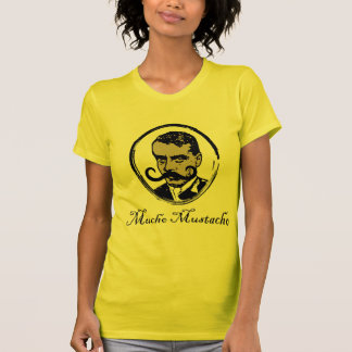 Camiseta Mucho Mustacho - Zapata