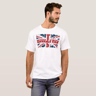 Camiseta Muçulmanos britânicos