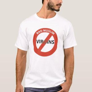 Camiseta Muçulmanos maus