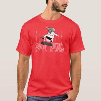 Camiseta muçulmanos radicais