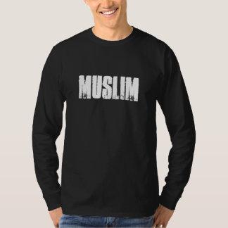 Camiseta Muçulmanos - t-shirt sleeved longo!