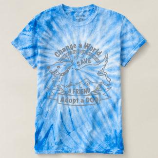 Camiseta Mude um mundo