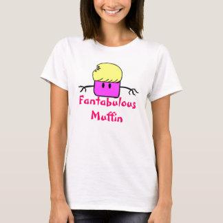 Camiseta Muffin de Fantabulous