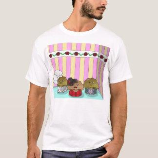 Camiseta Muffin em seu ambiente