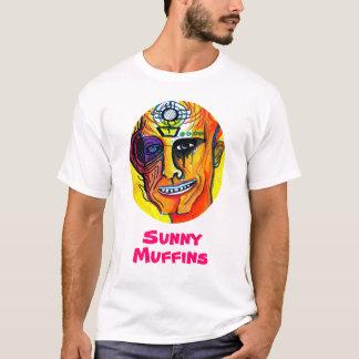 Camiseta Muffin ensolarados originais