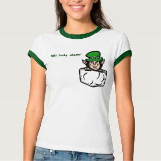Camiseta Muito encanto da sorte