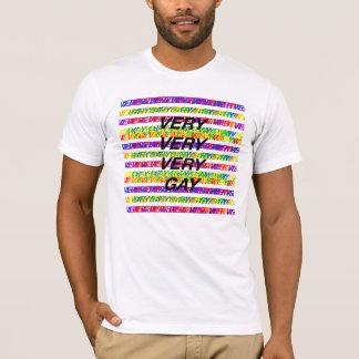 Camiseta muito muito muito alegre