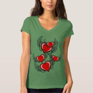 Camiseta muitos amores