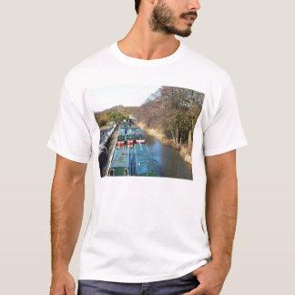 Camiseta Muitos barcos de canal