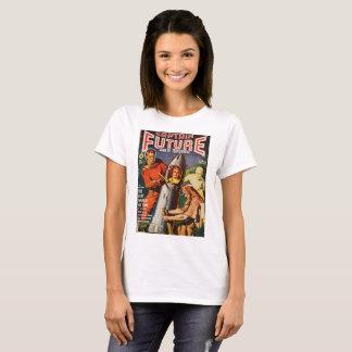 Camiseta Mulher colada em Rocket