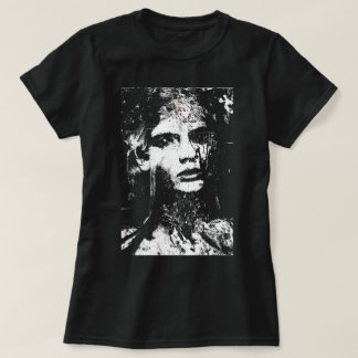 Camiseta Mulher da cidade do jato