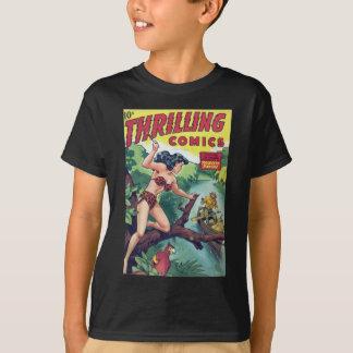 Camiseta Mulher da selva